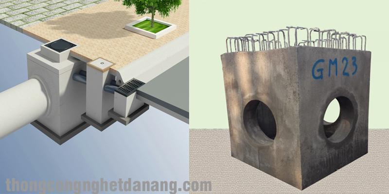 Tiêu chuẩn thiết kế hố ga thoát nước